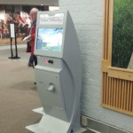 Colonial Williamsburg Ticketing Kiosk